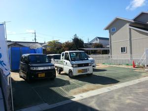 Misawa_parking